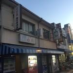 富士屋酒店 - 夕日を浴びる外観
