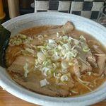 麺屋大原 - 料理写真:豚骨みそチャーシュー麺