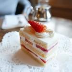 ラ・テラス - ショートケーキ