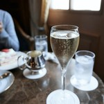 ラ・テラス - シャンパン