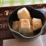 食堂&肉バル オツダネ - 戸畑プリン