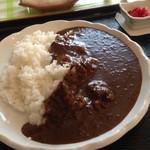 食堂&肉バル オツダネ - 薬膳カレー