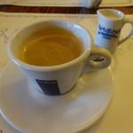 オールド ヒッコリー - イタリアンコーヒー