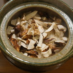 日本料理 太月 - 松茸御飯