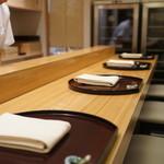 日本料理 太月 - 店内