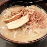 麺場 田所商店 - 北海道味噌らーめん大盛