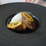ラ ヴィオレッタ - スイートポテト クリームチーズ
