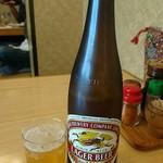 57493575 - 瓶ビール630円