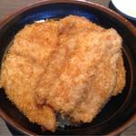57494105 - タレカツ丼