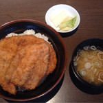 57494111 - タレカツ丼