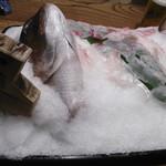 明日香 - 鯛と鮃のお造り