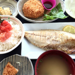 57495612 - 焼きサバ定食