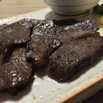 かがみの亭 - かがみの亭(岡山県岡山市中区雄町)津山名物 和牛 干し肉