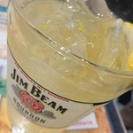 ジムビームバー - シトラスハイボール・レモン♪