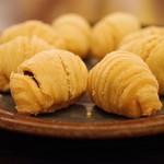 白碗竹快樓 - 鴨塩卵黄入りパイ