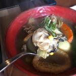 一灯庵 - 牡蠣