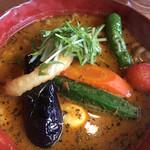 一灯庵 - おにぎりスープ