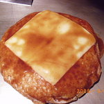 ふわとろ本舗 - ふわとろ焼き(もち・チーズ・豚肉)