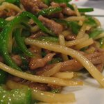 明華園 - 青椒牛肉絲
