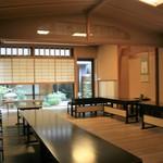 俵屋吉富 - 京菓子資料館1階