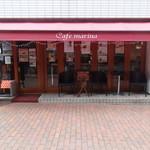 Zen Cafe Marina - 外観
