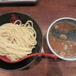 三田製麺所 - つけ麺(並) 730円