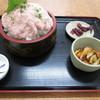 勘太そば - 料理写真:ネギトロの山