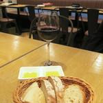 ル バー ラヴァン サンカンドゥ アザブ トウキョウ - パンも美味