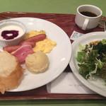 ダノイ高輪 - 朝食
