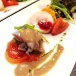 奥沢サクレクール - サンマの前菜