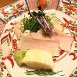 翠山亭倶楽部定山渓 - 夕食:料理長からのサービス