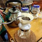 コーヒー ロースト - ドリンク写真: