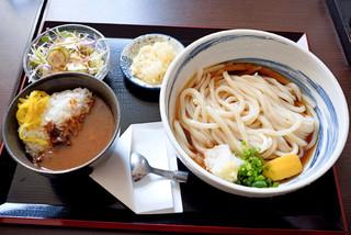 さぬきの麺家 香風 - 日替りお得セット