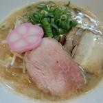 57505104 - 豚骨醤油らー麺