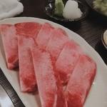 東京焼肉 - 塩タン♡beerlove