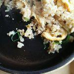 丸源ラーメン - 混ぜた炒飯