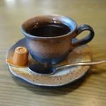 ルノアール - ドリンク写真:2016.10 コーヒーは380円