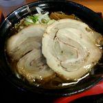 57508293 - チャーシュー麺