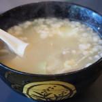 はやし - 卵スープ