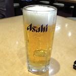 街かど屋 - 生ビール
