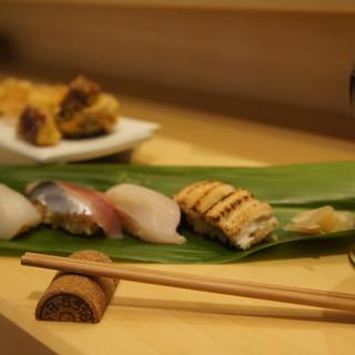 寿司へのこだわり