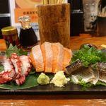 飯°駄 - 魚三点盛り 630円x2