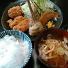 とんかつ田中 - 料理写真:田中定食
