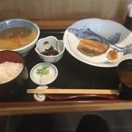 東日本橋 かどわき - 「ランチ定食」 2016年5月