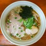 拉麺うえ竹 - 煮干SOBA醤油