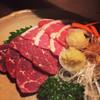 Wasaw 和壮 - 料理写真:馬刺し盛