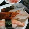 まわる鮨太助 - 料理写真:天使の海老、赤海老、ズワイガニ