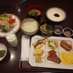 ホテルレガロ福岡 - 朝食ビュッフェ