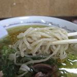 餃子園 - 自家製麺!