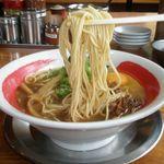 徳島ラーメン人生 - 麺